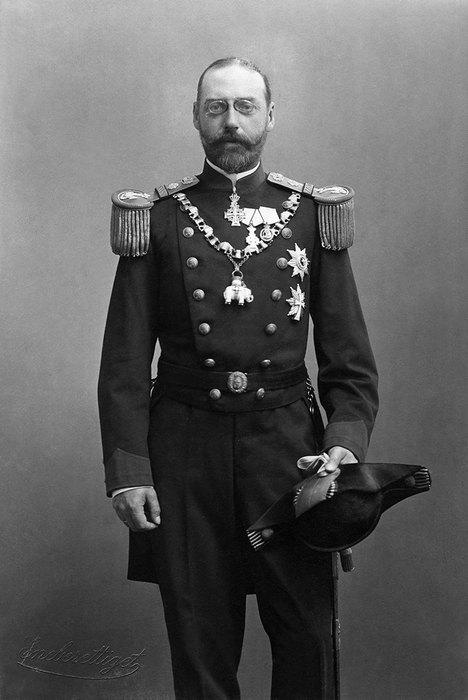 Принц Вальдемар Датский