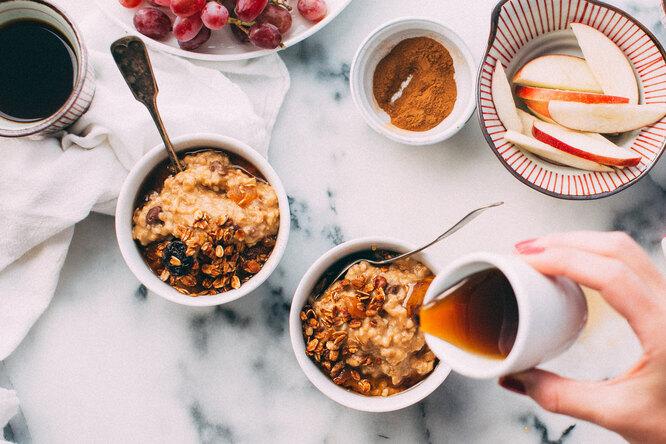 5 продуктов длязавтрака, которые помогут худеть илучше себя чувствовать