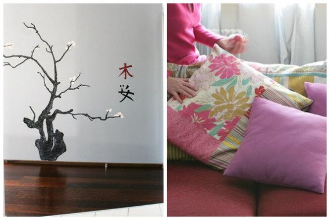 Жизнь безсуеты: интерьер вяпонском стиле