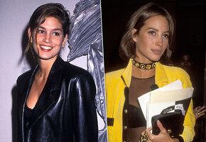 5 супермоделей из 90-х, образ которых актуален и сегодня
