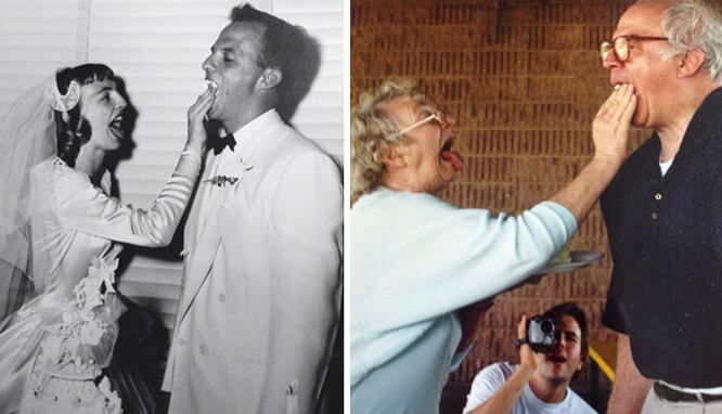 Мои бабушка с дедушкой