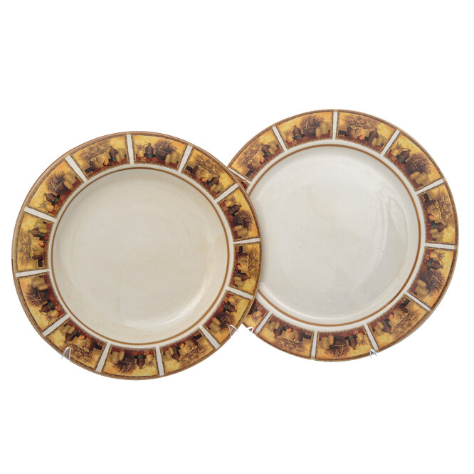 Набор тарелок, The Furnish, 2663 руб.