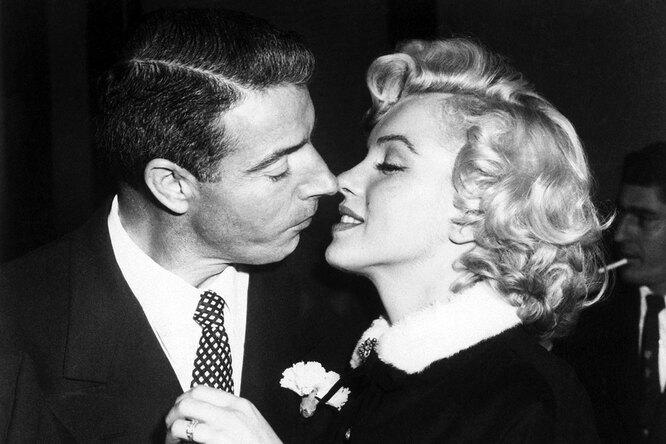 Мэрилин Монро иДжо Ди Маджо: свидание вслепую, жестокость иверность доконца