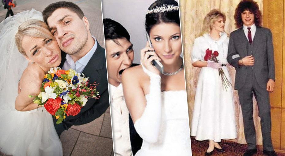 Без году неделя: самые короткие браки Хилькевич, Ветлицкой идругих звезд