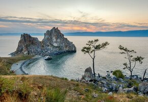 Подзарядиться и искупаться: где в Байкале тёплая вода
