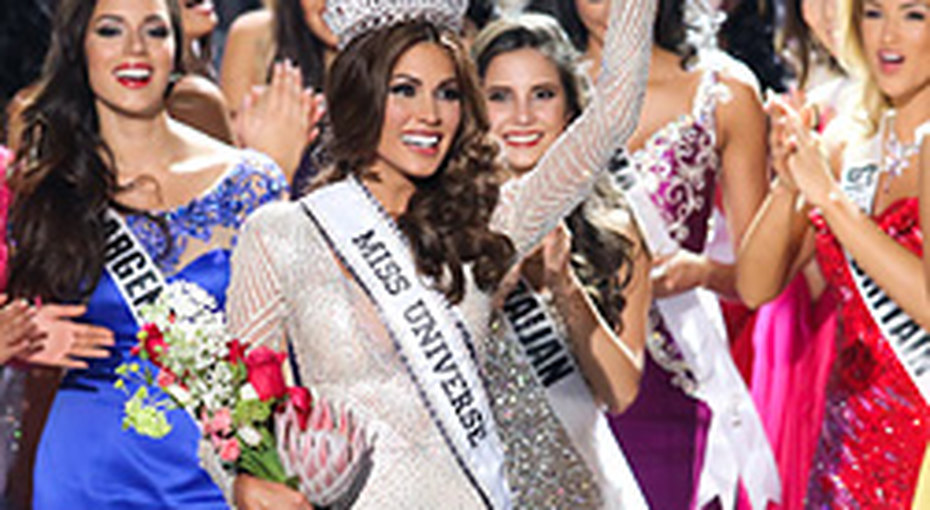 «Мисс Вселенная-2013» вМоскве: корону получила красавица изВенесуэлы