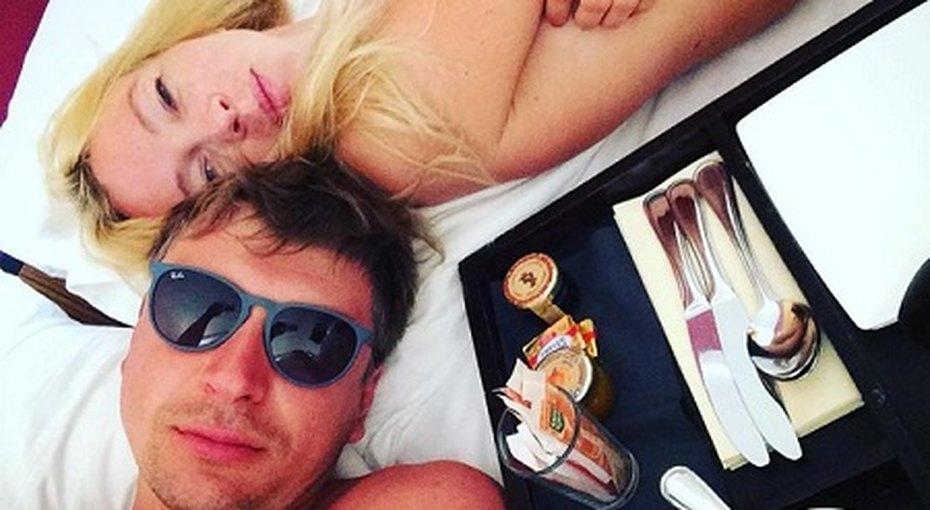 Алексей Ягудин иТатьяна Тотьмянина показали интимные семейные снимки