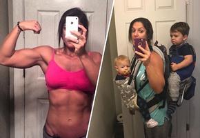 «Одетились»: родители делятся фотографиями жизни до и после рождения ребенка