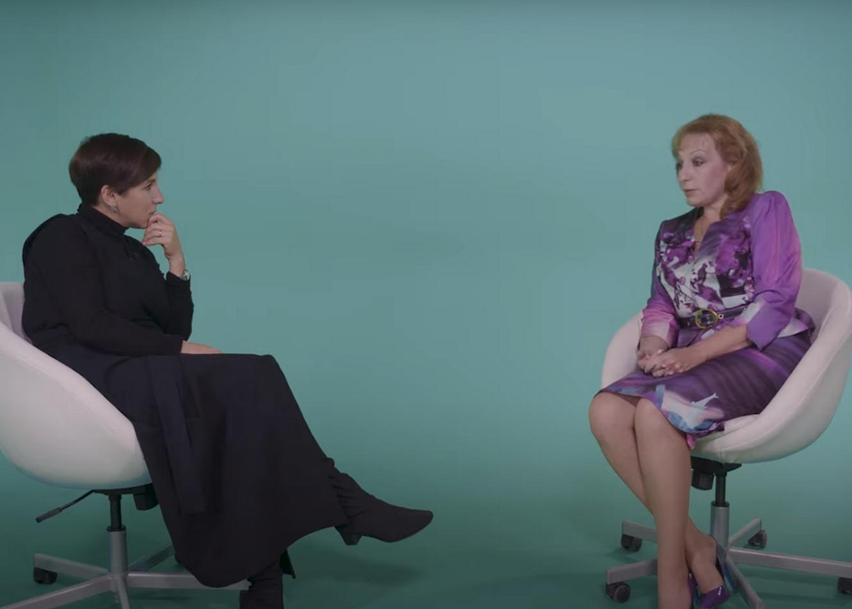 Екатерина Гордеева и Марьяна Лысенко