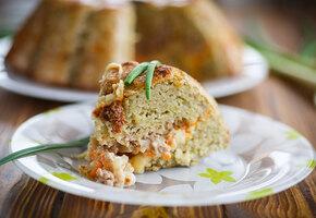 Рецепты звезд: муж Тутты Ларсен готовит постный пирог