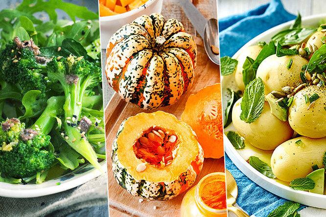 Сезонные продукты для похудения, которые доступны каждому