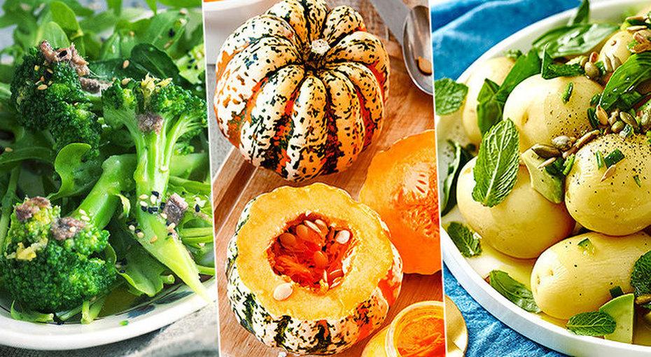 Сезонные продукты дляпохудения, которые доступны каждому