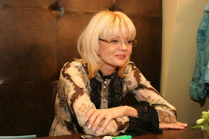 Юлия Меньшова: «В нескончаемом потоке поддержки тоже было присутствие папы»
