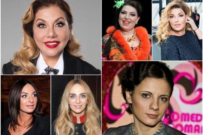Звезды Comedy Woman тогда исейчас: как изменились участницы шоу за10 лет