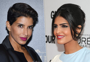 Жены шейхов: как они укладывают волосы в повседневной жизни?