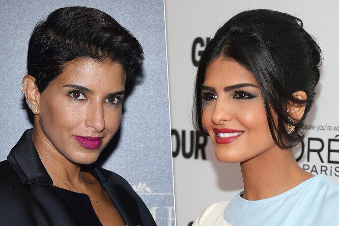 Жены шейхов: как они укладывают волосы вповседневной жизни?