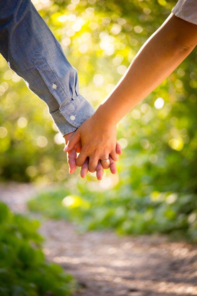 пара, руки