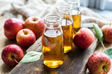 Преимущества яблочного уксуса помнению диетологов