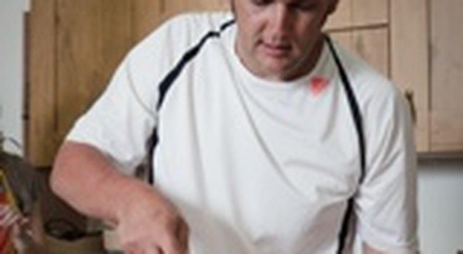 Как готовить морепродукты? Серж Маркович провел мастер-класс
