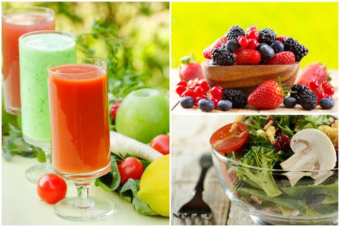 5 лучших летних диет: побаловать себя полезно