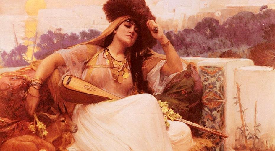 Кайны: поэтессы, чьи стихи знал каждый араб, икоторые всё равно оставались вещью