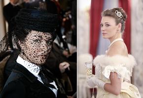 «Модные жертвы» актрис сериала «Анна детективъ»
