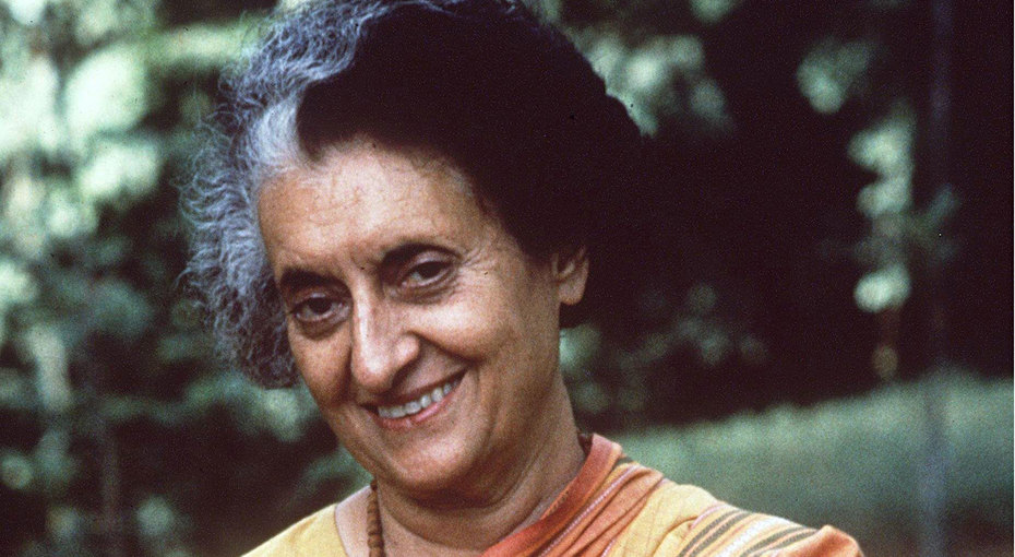 Индира Ганди: женщина, которая боролась занезависимость Индии икоторую убили занезависимость отИндии