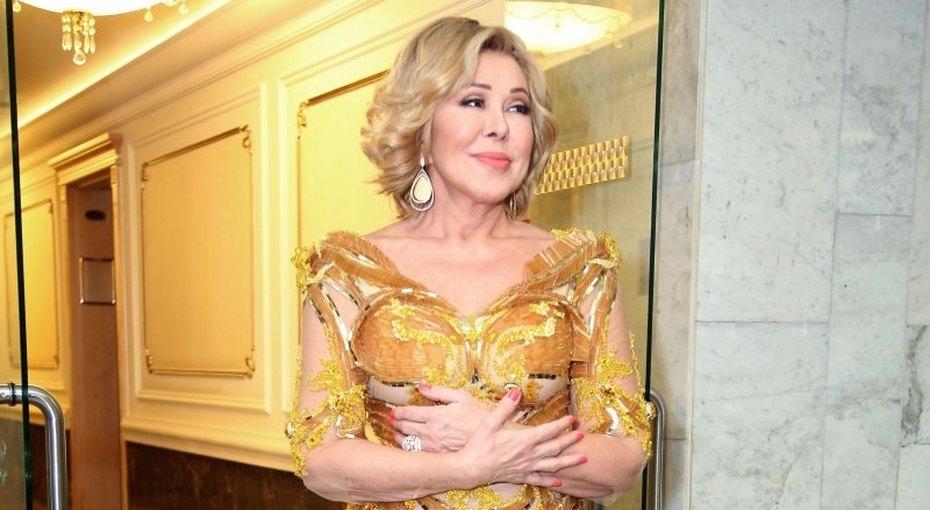Любовь Успенская рассказала, почему побрила дочь налысо ине зацикливается намуже