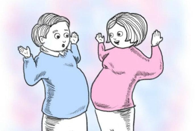 Пол ребенка по вкусовым пристрастиям беременной