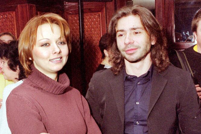 Валерий Николаев и Дарья Повереннова