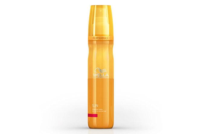 Солнцезащитный спрей для нормальных и тонких волос Sun от Wella Professionals