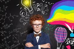 Как живет четырёхлетка синтеллектом Эйнштейна