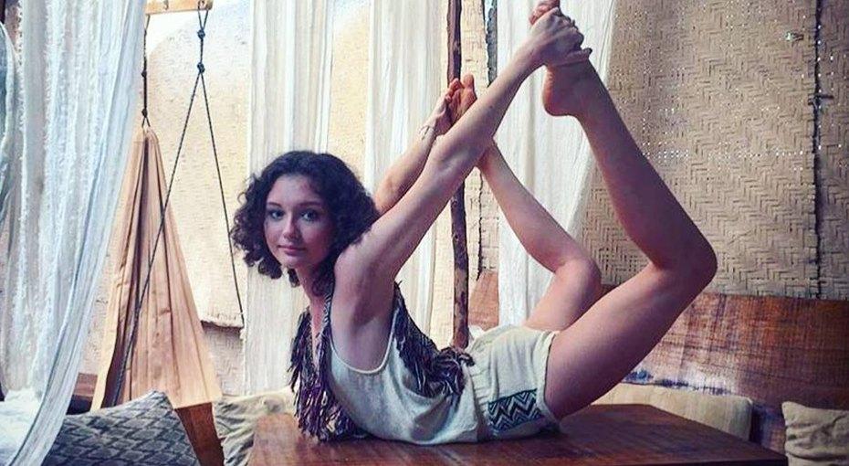 17-летняя дочь Любови Толкалиной иЕгора Кончаловского рассказала, как сумела похудеть на30 килограммов