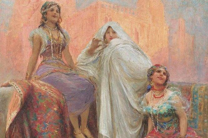 Поэтесса Валлада, дочь халифа, любила кого хотела. А ее изучают вшколах
