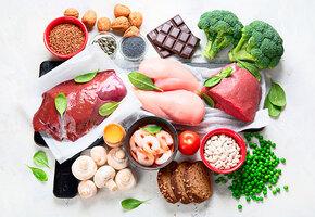 Анемия: 9 продуктов, которые от нее помогают