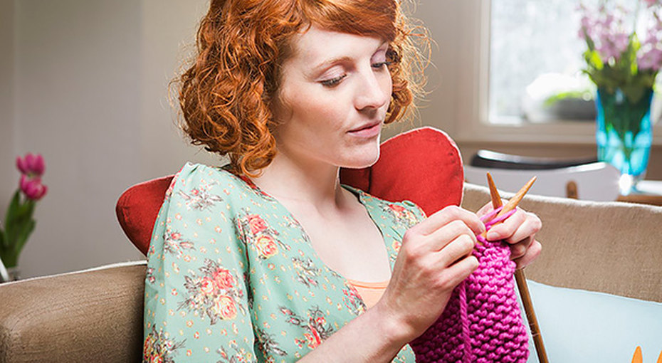 Почему вязание так полезно дляздоровья?