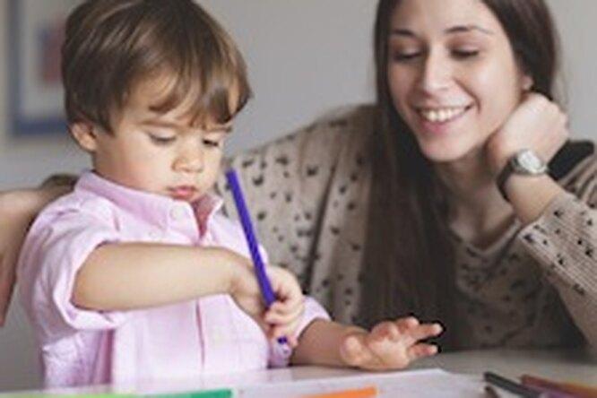Дошкольник: учимся играя