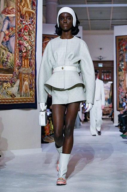 Lanvini, Paris Fashion Week, осень-зима 2020/2021