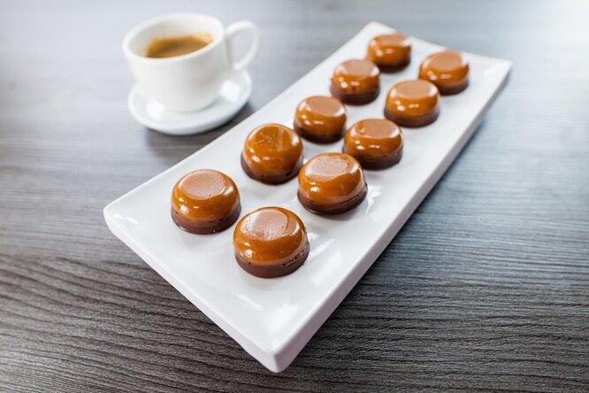 Рецепт домашних конфет, похожих на тофифи