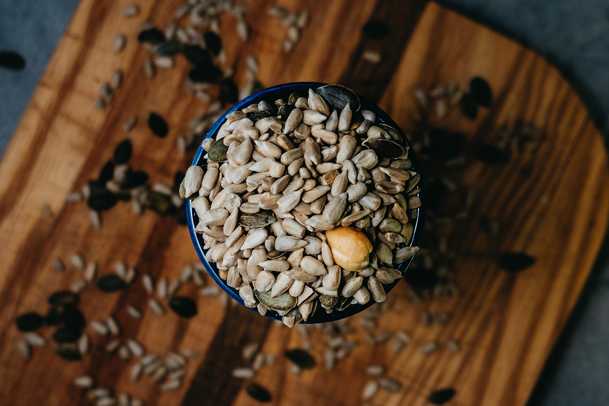 Протеиновые закуски, оберегающие фигуру