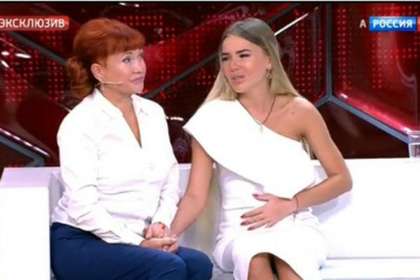 Дарья Друзяк смамой