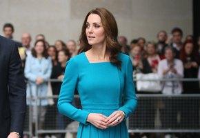 Кейт Миддлтон надела роскошные украшения принцессы Дианы в Бугингемский дворец