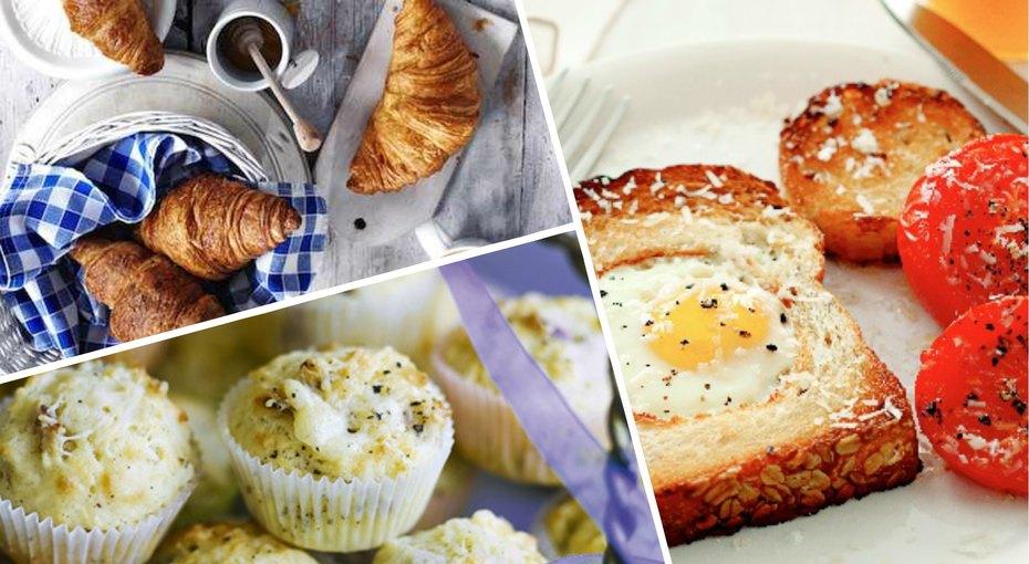 Простая выпечка длязавтрака ввыходные
