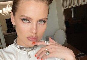 «На Анджелину Джоли очень похожа»: архивное фото Дарьи Клюкиной вызвало споры подписчиков