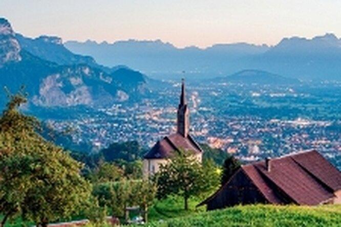 Путешествие: Форарльберг, Австрия