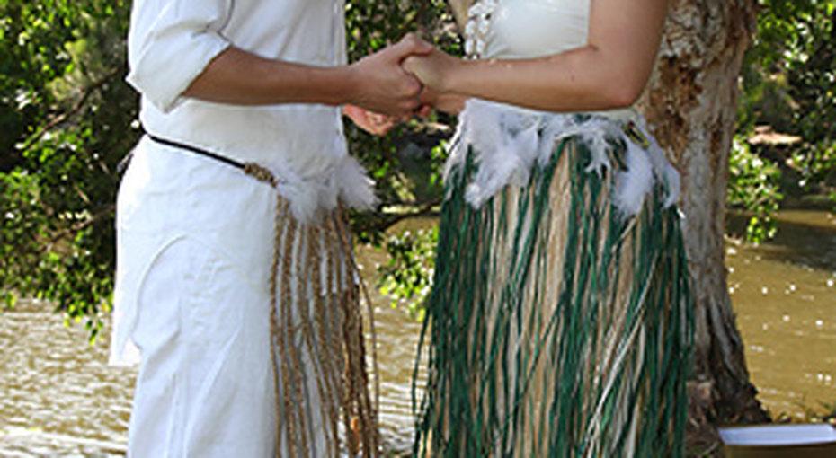 Американская пара сыграла 85 свадеб