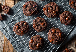 Рецепты звезд: Татьяна Навка готовит шоколадное печенье