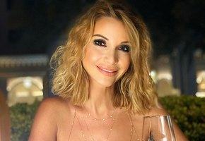 «Шикарная женщина»: 41-летняя Ольга Орлова выложила фото в экстравагантном бикини