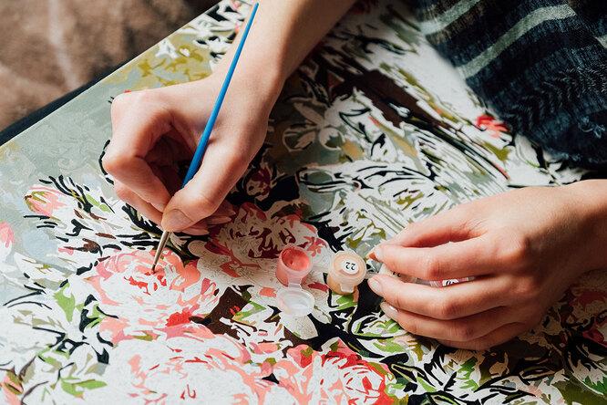 Отдохну красиво: 10 картин длярисования пономерам, которые можно купить онлайн
