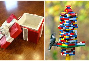 10 гениальных способов, как использовать детали Lego в быту